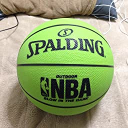 Amazon バスケットボール 7号球 屋外用 ウッドランドカモ Nba公認 カモ バスケ バスケット 565j Spalding スポルディング ボール