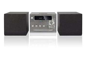 Badkamer Speaker Bluetooth : Blaupunkt mcd 50 hifi mikroanlage cd mp3 player usb bluetooth
