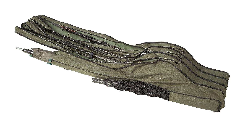 Specitec Comfort Rod Bag Deluxe/Rod (6 Mont. Rods) Sänger