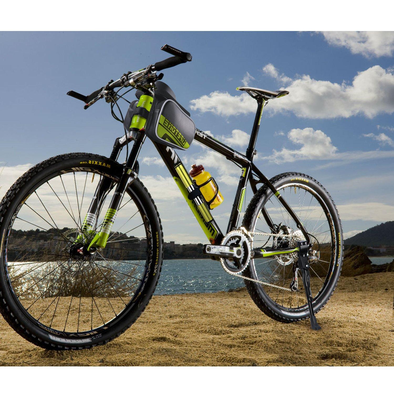 BIGO Pata de Cabra para Bicicleta Ajustable Soporte del Retroceso de la Bici para 22