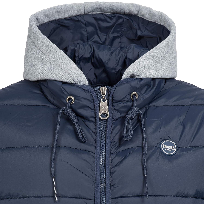 Lonsdale Men Lightweight Jacket Beetley: Amazon.es: Ropa y accesorios