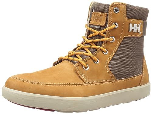 Zapatos marrones Helly Hansen Stockholm para hombre QEc3UN