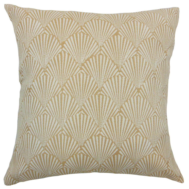 The Pillow Collection Xen Coastal Bedding Sham Espresso King//20 x 36