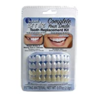 Instant Smile Complete Your Smile Temporary Tooth Replacement Kit - Replace a missing...