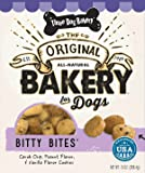 Three Dog Bakery Bitty Bites, Baked Dog Treats, Assorted Flavors, 13 ounces