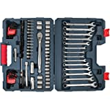Crescent CTK128MP2N Mechanics Tool Set (128 Piece)