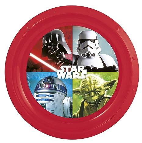 Boyz Toys Plato de plástico – Star Wars