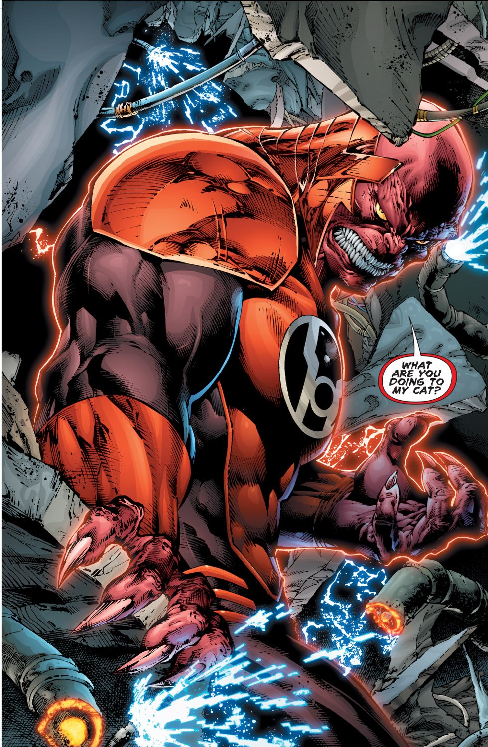 amazon com red lanterns vol 1 blood and rage the new 52