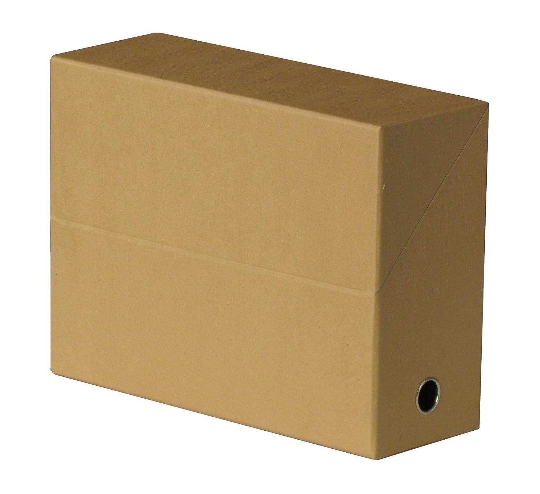 Fast 100725583/file BOX 12/cm colore verde scuro