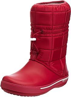 crocs Damen Crocband Ii.5 Lace Boot Schlupfstiefel  Amazon.de ... a266e785787