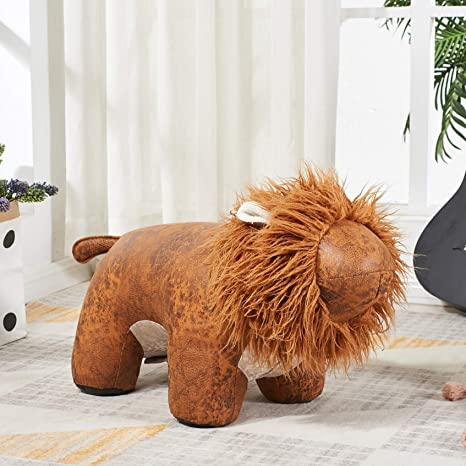 Stupendous Amazon Com Joybase Large Animal Footstool Lion Footrest Beatyapartments Chair Design Images Beatyapartmentscom