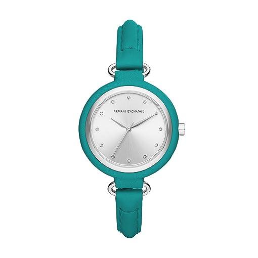 3421ffe478ae Armani Exchange Damen-Uhren AX4234  Amazon.de  Uhren