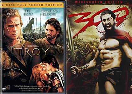 300 Full Movie >> Amazon Com Battle For The Old Lands 2 Movie Bundle 300