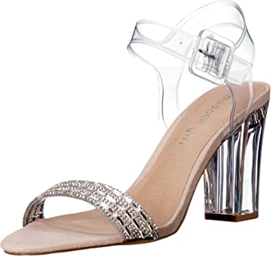 Madden Girl Women's Trena Heeled Sandal