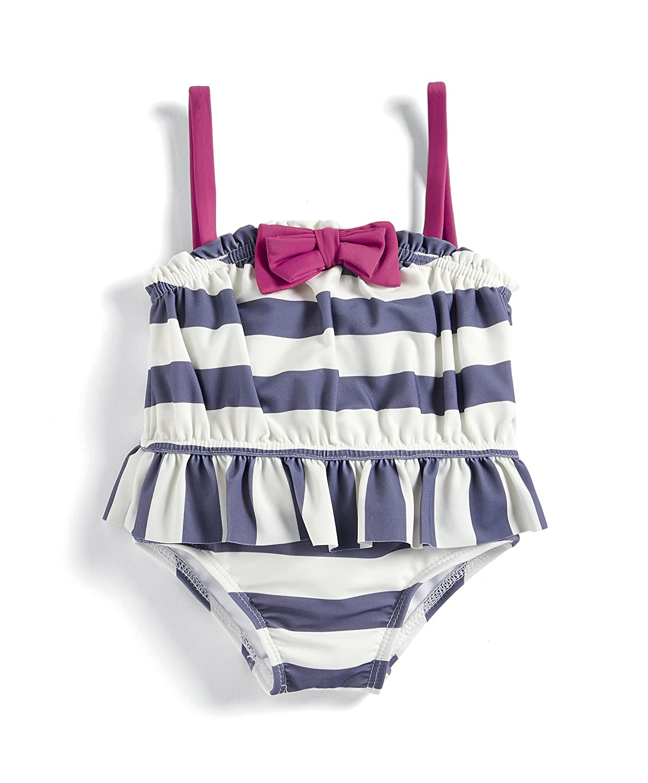 Mamas & Papas Baby Girls' Stripe Swimsuit Mamas and Papas