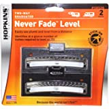 Hopkins 08526 Never Fade Two Way Graduated Level