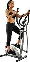 Máquina Elíptica Bicicleta Elíptica Magnética con Pantalla LCD y Monitor de Pulso Cardiaco SF-E905 Sunny Health & Fitness