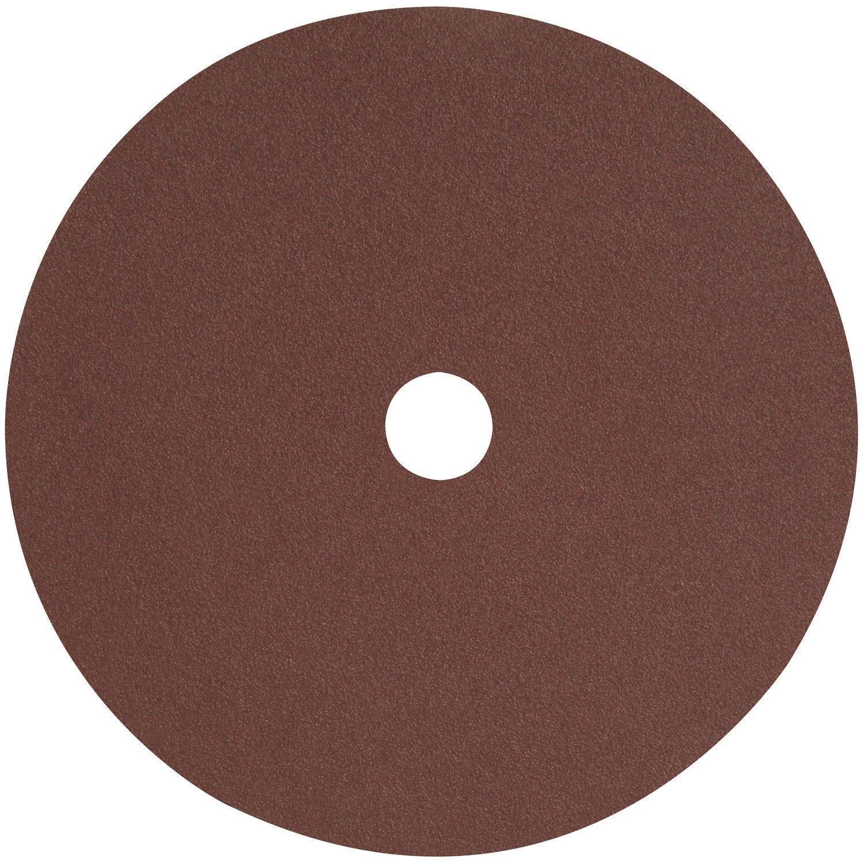 25-Pack DEWALT DARB1H0225 5in AO Fiber Resin Disc 24G