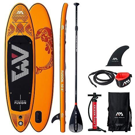 Stand Up Paddle surf hinchable Fusión con bomba de alta ...