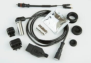 ABS Sensor de velocidad de la rueda para camiones y autobuses 20490824: Amazon.es: Coche y moto