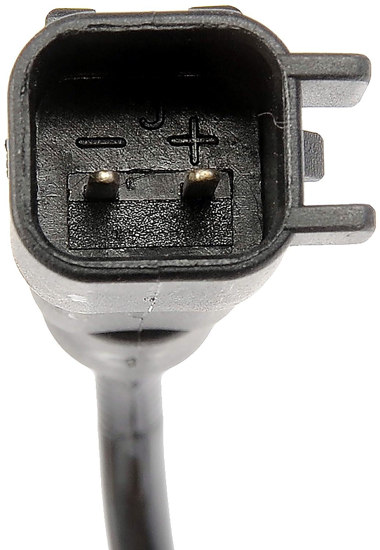Dorman 970-167 Front Driver Side Anti-Lock Braking System Sensor for Select Mitsubishi Lancer Models