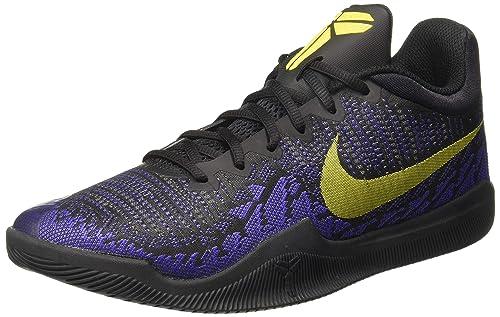 Buy Nike Men's Mamba Rage Black/Yellow