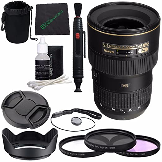 Review Nikon AF-S NIKKOR 16-35mm