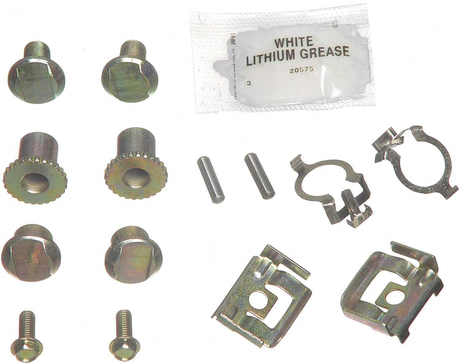 Wagner H7319 Parking Brake Hardware Kit, Rear