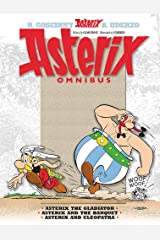 Asterix: Omnibus 2: Asterix the Gladiator, Asterix and the Banquet, Asterix and Cleopatra Paperback