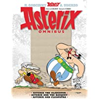 Omnibus 2: Asterix the Gladiator, Asterix and the Banquet, Asterix and Cleopatra