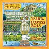 Matthew Rice a Year in the Country 2018 (Square)