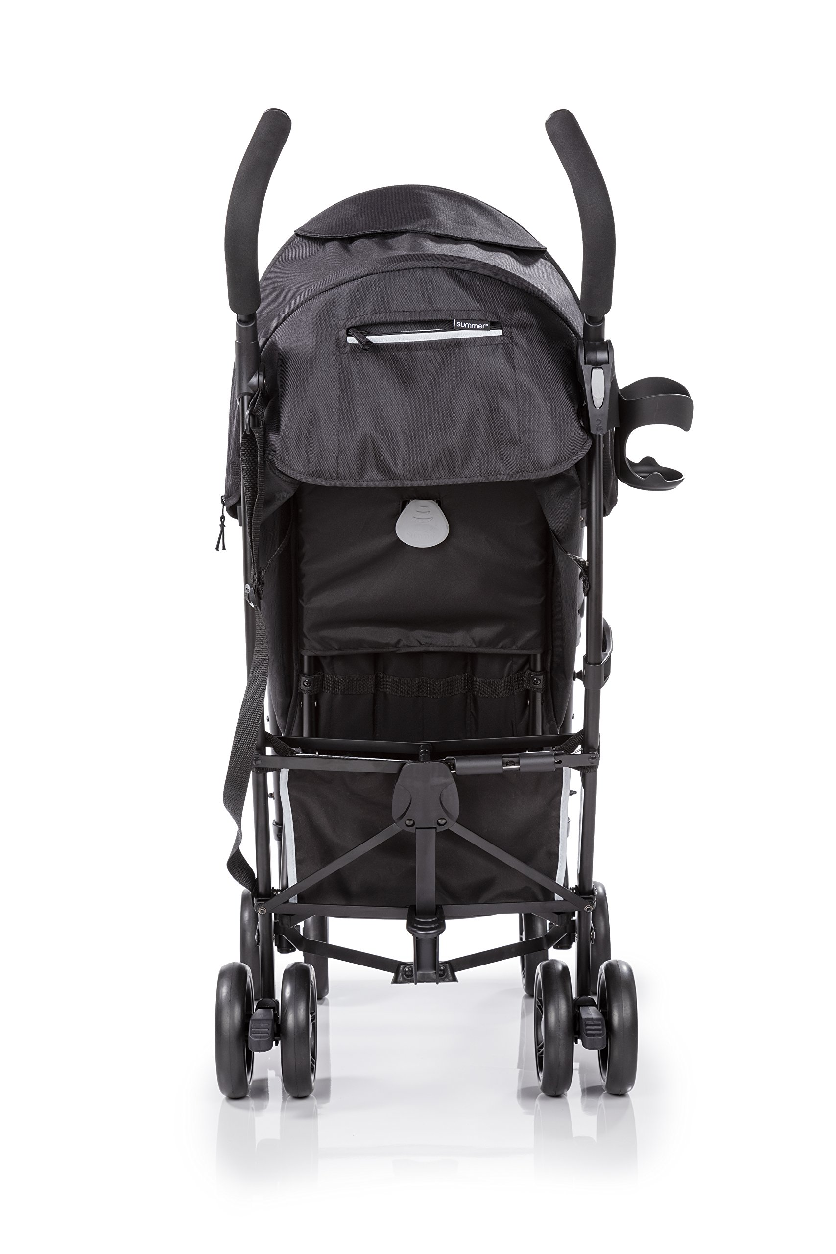 Summer Infant 3D-one Convenience Stroller, Eclipse Gray by Summer Infant (Image #3)