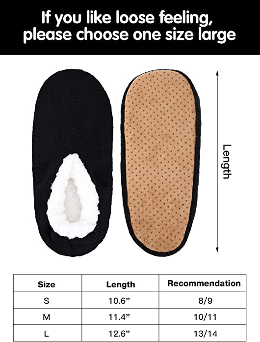 Details about  /2 Pairs Man Touch Me Ballerina Slippers Comfort No-Slip Slipper Socks