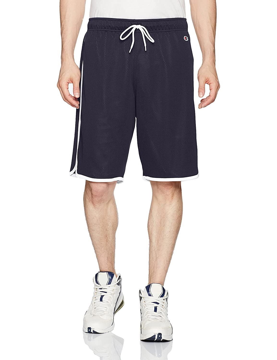Champion Mens European Collection Mesh Short (Limited Edition) Champion Men's Athletic CEM559