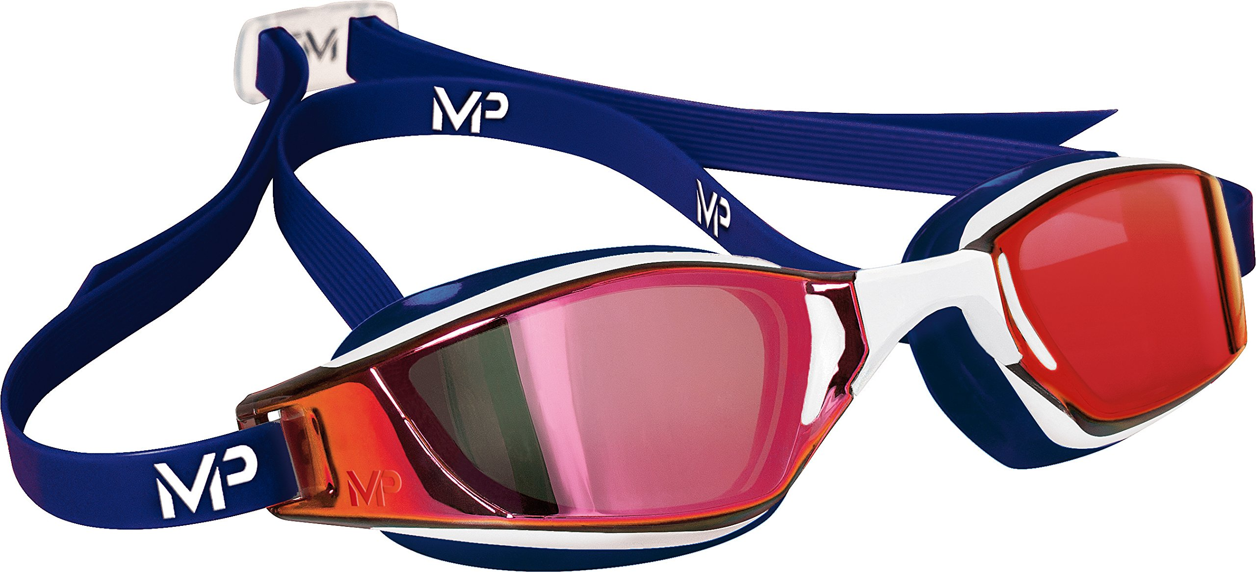 MP Michael Phelps Xceed (6) Goggle, Blue/White