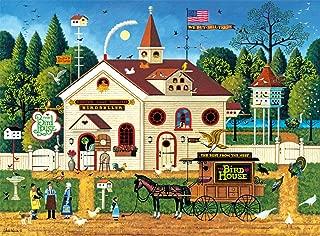 product image for Buffalo Games - Charles Wysocki - The Bird House - 1000 Piece Jigsaw Puzzle