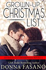Grown-Up Christmas List (Ocean City Boardwalk Series, Book 5) Kindle Edition