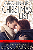 Grown-Up Christmas List (Ocean City Boardwalk Series, Book 5)