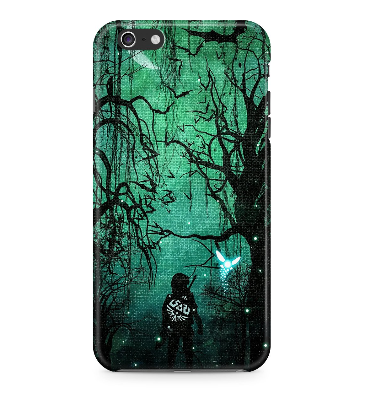 Legends Of Zelda Hard Plastic Snap-On Case Skin Cover For Iphone 6 / Iphone 6S 2