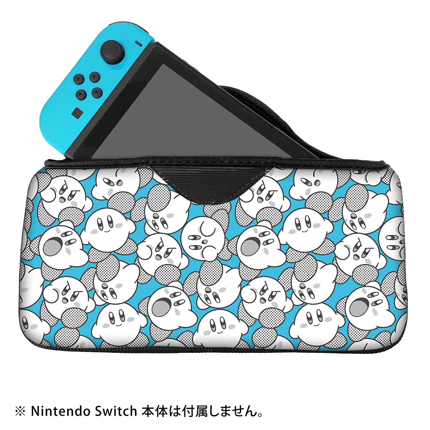 Amazon.com: Quick Pouch Star Kirby COMIC for Nintendo Switch ...