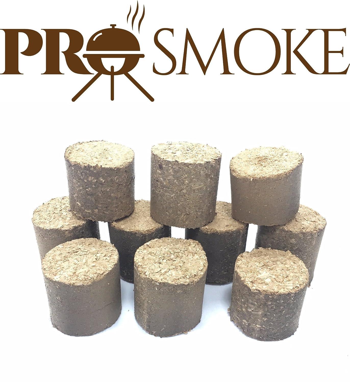The Ultimate BBQ Wood Chunks By Pro Smoke (Oak) A-Class Merch