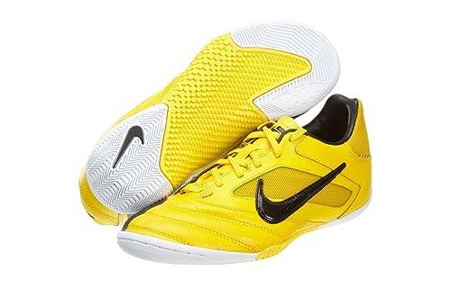 695d56dc3 Nike Men s NIKE NIKE5 ELASTICO PRO INDOOR SOCCER SHOES TOUR YELLOW   BLACK-WHITE