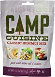 Harmony Valley Camp Cuisine Classic Hummus Mix, 4.2 Ounce
