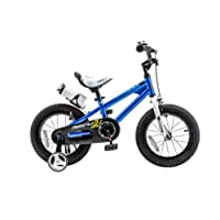 Royalbaby RB12B-6B BMX Freestyle Kids Bike, Boy's Bikes and Girl's Bikes  with training