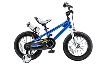 Bmx Bikes For Kids >> Royalbaby Freestyle Kid S Bike For Boys And Girls 12 14 16 Inch With Training Wheels 16 18 20 Inch With Kickstand In Multiple Colors