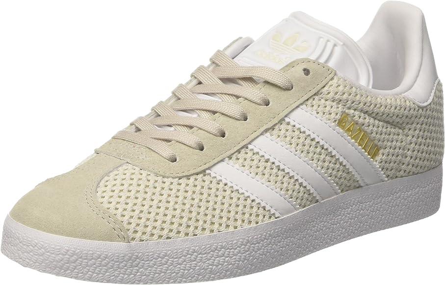 adidas Women's Gazelle Trainers, Beige