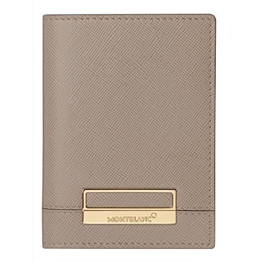 Montblanc 114611 Business Card Holder 4cc Lady At Amazon Womens
