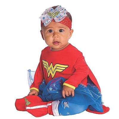 Rubie's Wonder Woman Onesie Baby Costume: Clothing