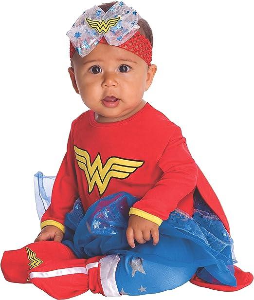Rubies Wonder Woman Onesie Baby Costume