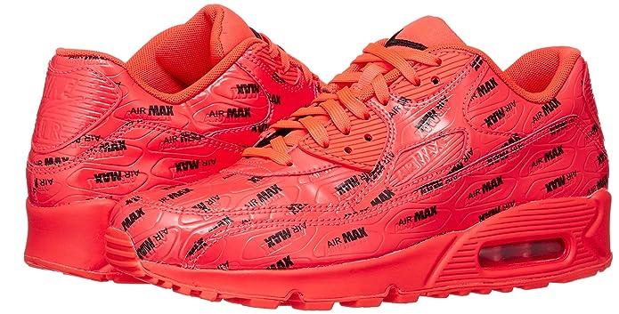 Buenos Negocios Nike Air Max 90 Ultra Moire Bright Crimson
